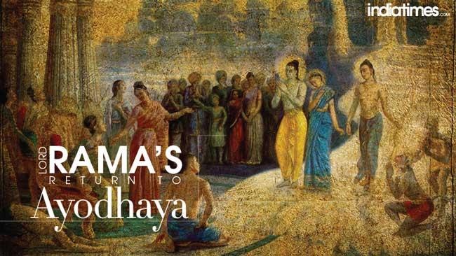 return to ayodhaya