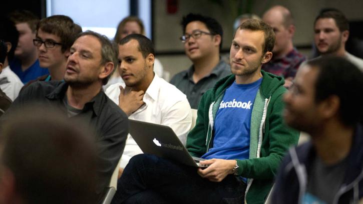 Facebook considers interns like fulltime employees