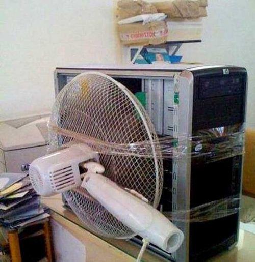 Heat Jugaad