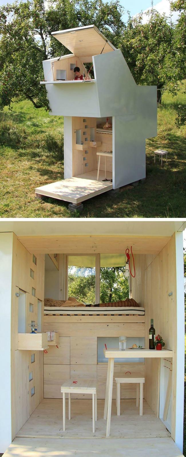 Spirit Shelter, Germany