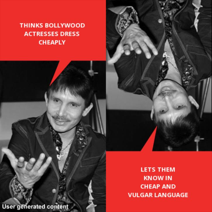 KRK double dholki meme