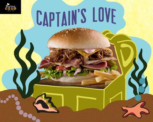 Captain Grub Facebook
