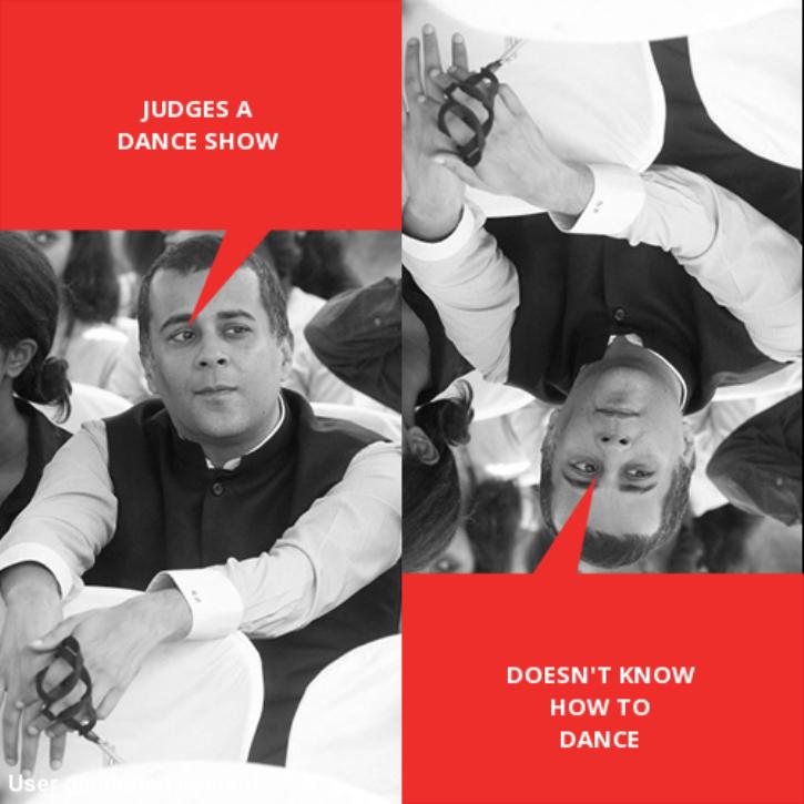 Chetan bhagat Double Dholki meme