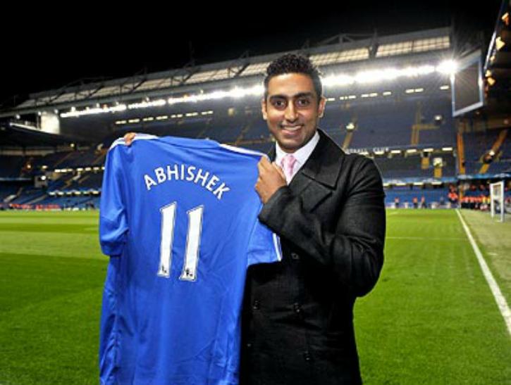 greatest Indian Chelsea fan mr bachchan