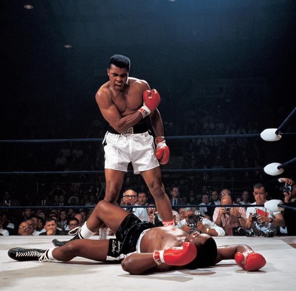 Muhammad Ali Liston