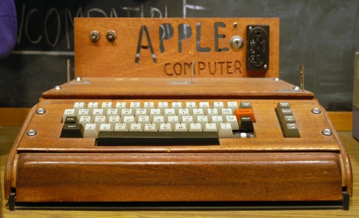 Apple I computer wikimedia