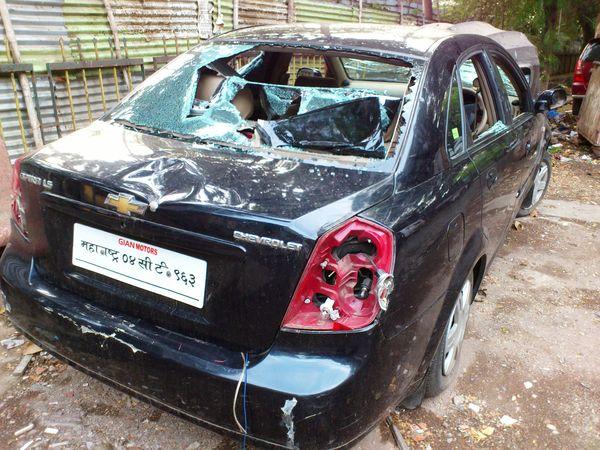 road accident india