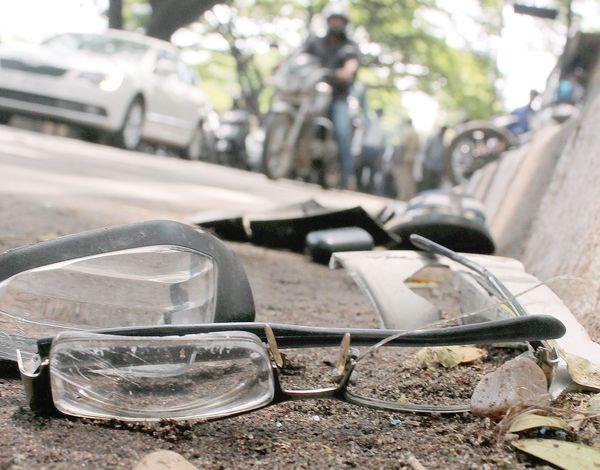 road accident rage india