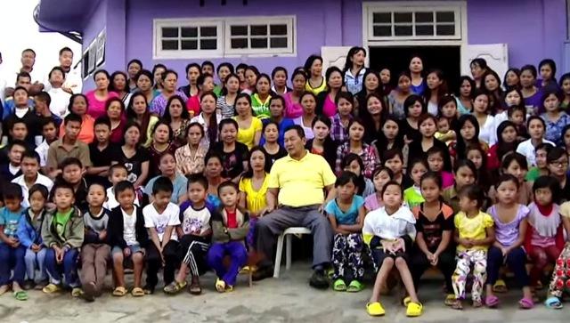 biggest family