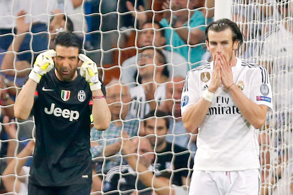 Buffon and Bale