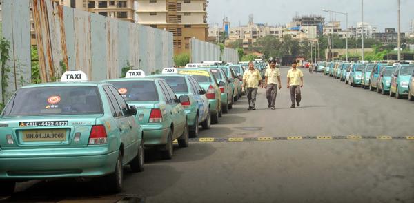 Mumbai Meru cab service