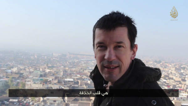 cantlie ISIS hostage