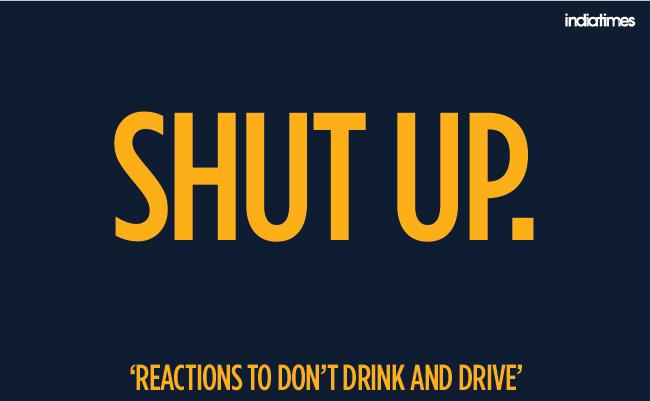 Drunk Driving Responses