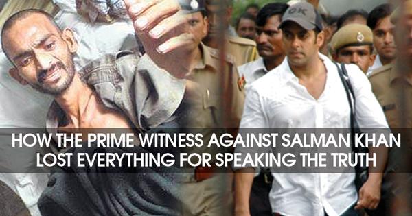 Salman khan witness