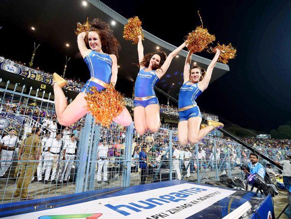 cheerleaders mumbai