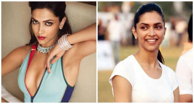 Deepika Padukone Without Make-Up