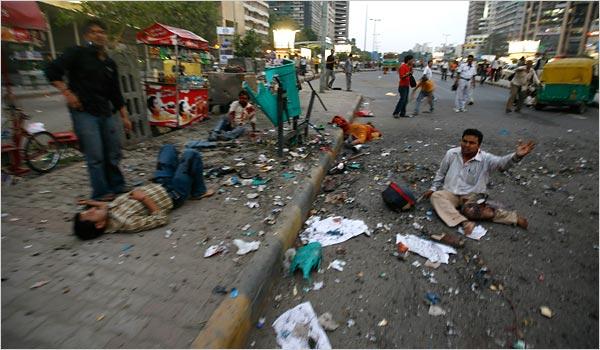 delhi attacks