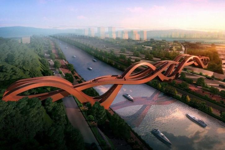 dragon king kong bridge