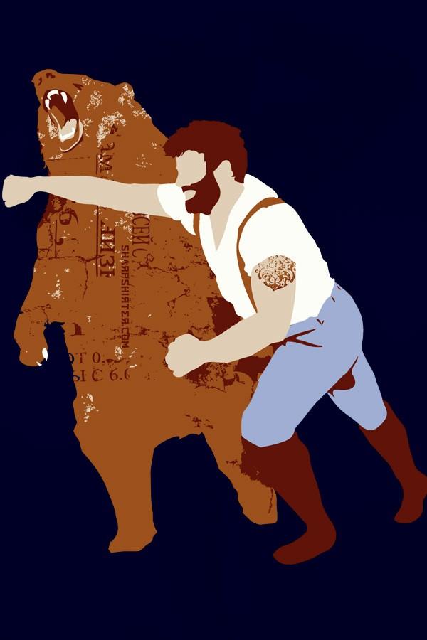 bear punch