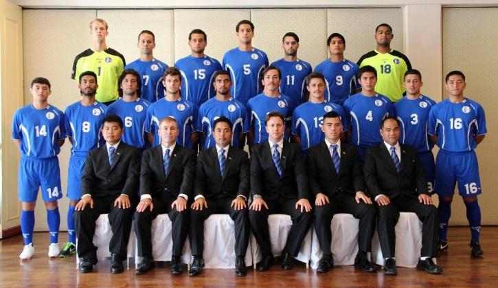 Guam Football Team
