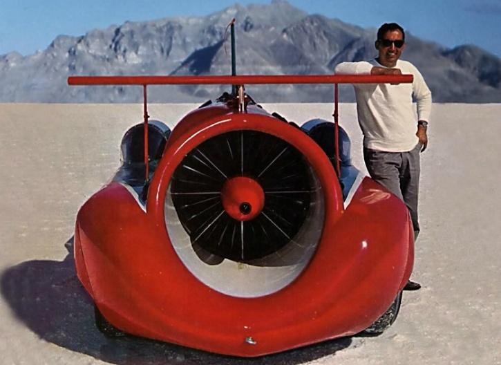 speed record
