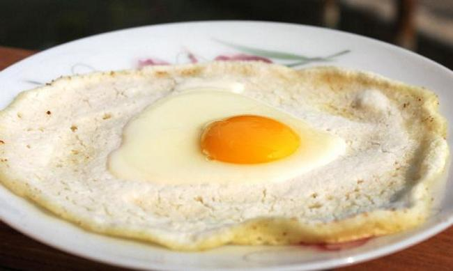 egg dosa