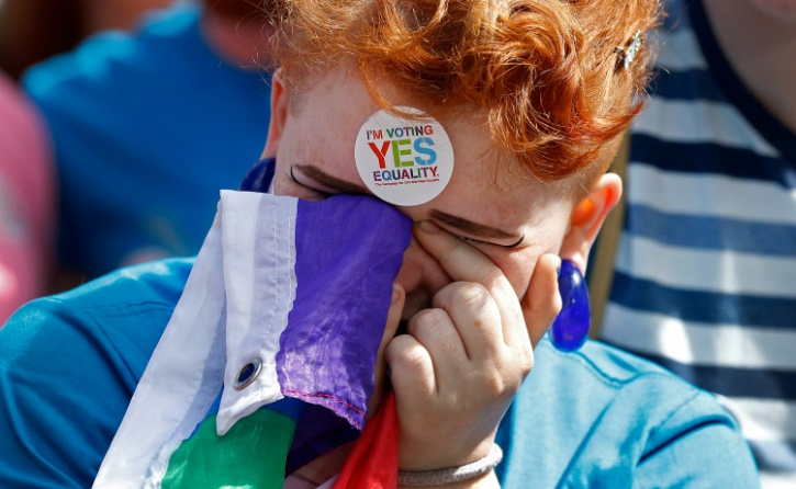 Ireland Votes for Gay Marriage, India still battles draconian laws