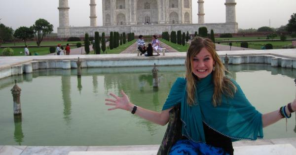 British blogger Lucy Hemmings