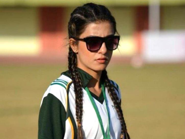 Raheela Zarmeen (Manager, Pakistani Women's Football Team)