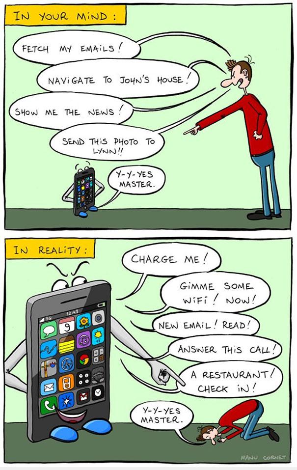 smartphone problems