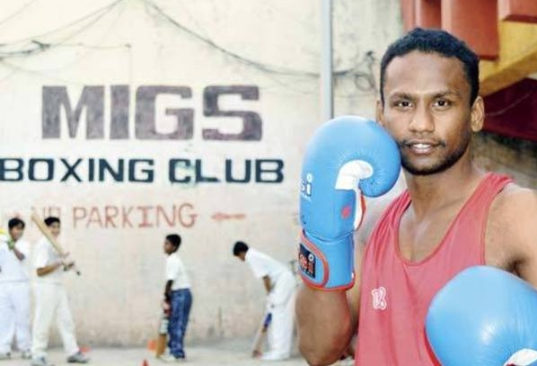 boxing mrunal