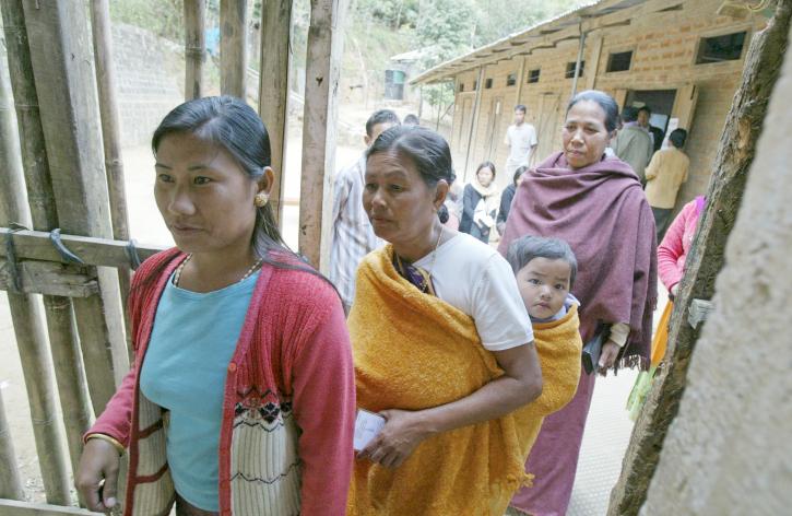 Mizoram elections