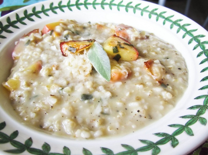 Oats Risotto