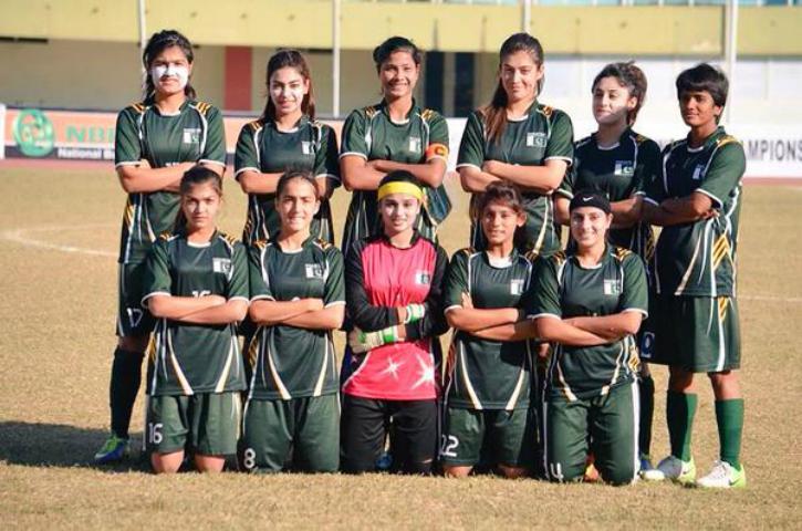 pakistan national womens team