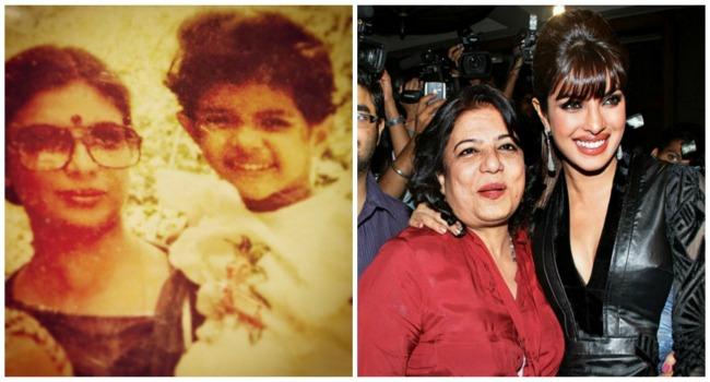 Priyanka Chopra & Madhu Chopra