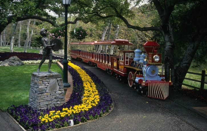 neverland rail