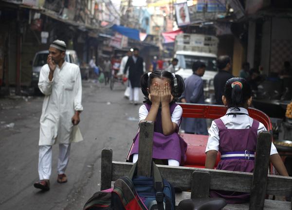 girl child education india