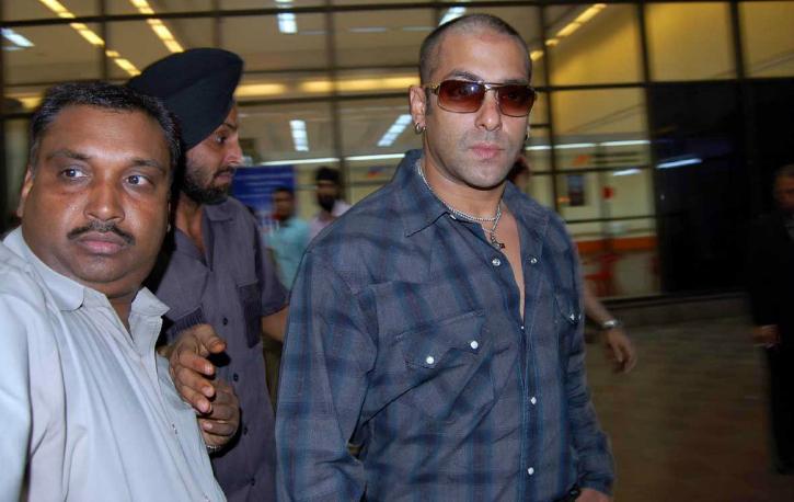 Salman Khan blackbuck