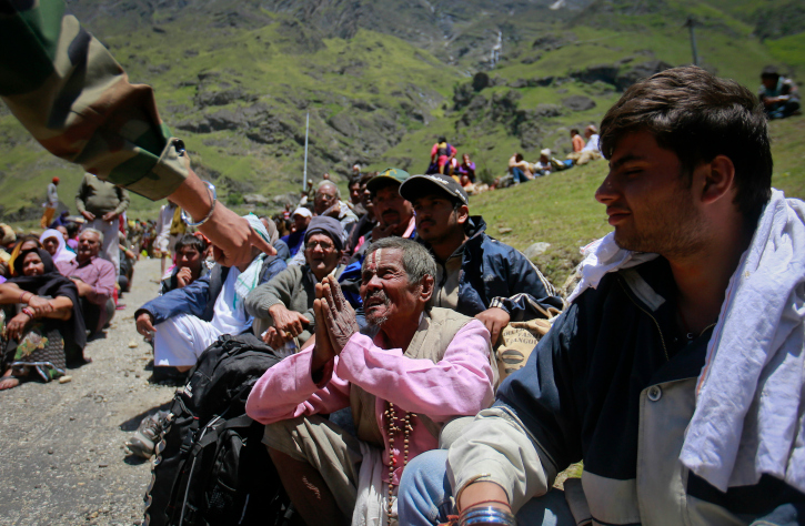 Uttarakhand government officials on relief work during the 2013 flash floods submitted inflated bills and gorged on gulab jamuns and mutton chops as lakhs went hungry,