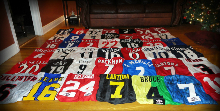 United Jerseys collection