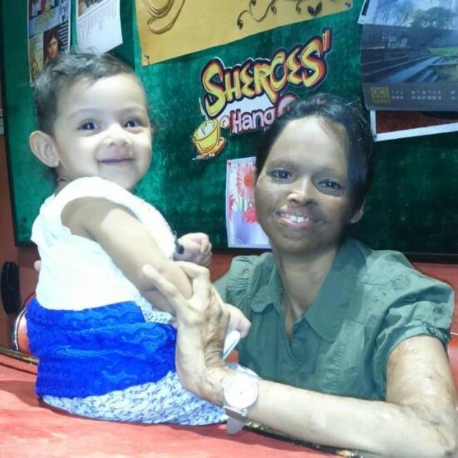 Laxmi and Pihu