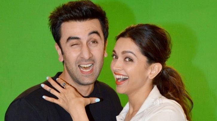 Ranbir and Deepika