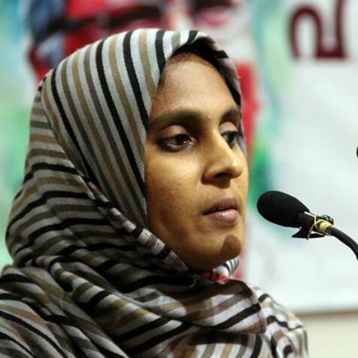 Kerala Woman Journalist