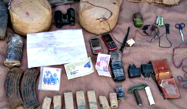 Even As BSF Battles Terror On Line-Of-Control, Another Terrorist Hideout Busted In Jammu & Kashmir