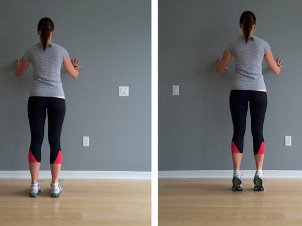Calf Muscle Exercises