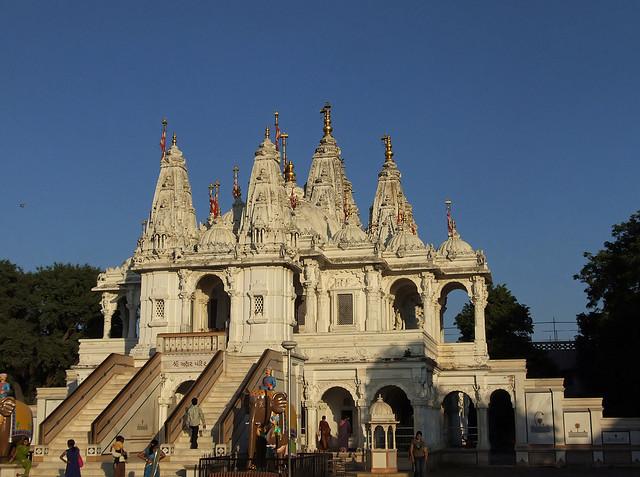 Swaminarayan temple gujarat