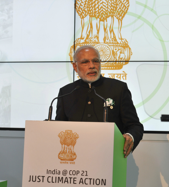 9 Things Prime Minister Modi Said At Paris Climate Summit That Will Make Us Feel Proud As Indians!!!