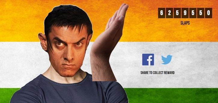 Slap Aamir