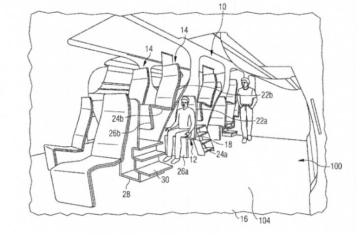 Airbus proposes double-decker passenger model
