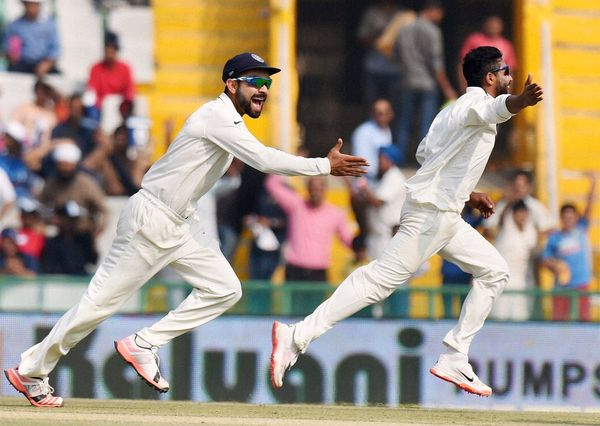India mohali test 2015 south africa